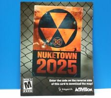 CALL OF DUTY BLACK OPS II NUKETOWN 2025 (PS3) DLC ONLY #101