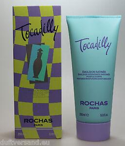 Rochas Tocadilly Emulsion Satinee Body Lotion 200ml