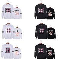 Kpop BTS Sweatershirt Bangtan Boys In Bloom Sweater ARMY.ZIP+ Hoodie Pullover V
