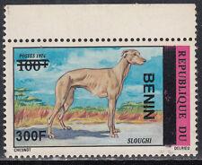 Benin MNH RARE Overprint Sc 1441 Value $ 90,oo US