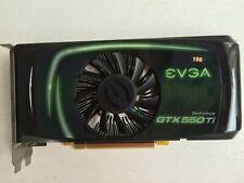 NVIDIA GEFORCE GTX550Ti GF116 PCI-EX 16 1 GB RAM 2 X DVI/MINI HDMI
