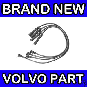 Volvo 240, 360 (86-93) Ignition Lead Cable Set