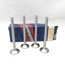 Set 4 Válvulas Aspiración Fiat Uno 70 Td 1.4 TRW Para 7553000
