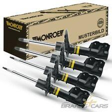 2x MONROE 11163 Stossdämpfer Stoßdämpfer Gas Gasdruck Vorne