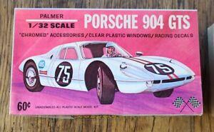 VINTAGE~1/32 slot~Porsche 904 GTS~Model car Kit~Palmer 414~NO UPC
