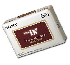 1 Sony mini DV HD tape DVM-63HDR for HDR-HC7 HC1 FX7 Z7U FX1 V1U FX1000 HC1