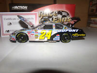 1/24 JEFF GORDON #24 PEPSI  MESMA CHROME  2006 ACTION NASCAR DIECAST