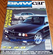 BMW Car 1996 - BMW E31 BMW 850 CSi Hartge E36 M3 Coupe 3.5 BMW E34 Zeemax ZM5