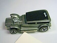 Vintage Series Hot Wheels Demon Car, Mattel's,  Metallic Charcoal Gray 1969