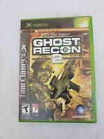 Tom Clancy's Ghost Recon 2 2011:Final Assault Original XBOX Video Game