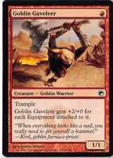 Goblin Gaveleer *PLAYSET* Magic MtG x4 Scars of Mirrodin SP