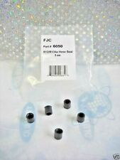Refrigeration Ac Hose Seals 14 R12 Or R134a Fjc Part 6050 Set Of 5