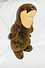 Vintage plush Brown Otter Stuffed animal 19