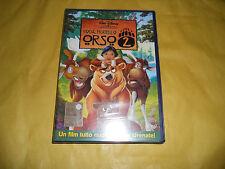 DVD WALT DISNEY-KODA FRATELLO ORSO 2-II-SIGILLATO-PICTURES