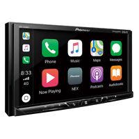 "Pioneer MVH-2400NEX 2 DIN MP3 Digital Media Player 7"" Bluetooth CarPlay Android"
