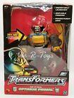 Transformers Air Attack Optimus Primal Supreme Gorilla 2001 Hasbro #26555 USED