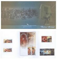 TURKEY 2015, PEACE SUMMIT, GALLIPOLI WAR, FLAG, ANZAC, LIMITED PORTFOLIO