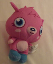 "Moshi Monsters Pink Cat 7"" Tall Plush Stuffed Animal Toy"