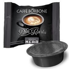 800 CAPSULE CAFFE' BORBONE MISCELA NERA DON CARLO A MODO MIO RISTO