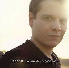 Reprise des Négociations by Bénabar (CD, Apr-2006, Sony Music Distribution (USA)