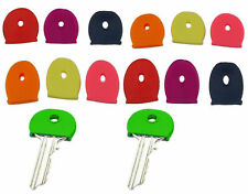 Key Cap Top Cover Caps Tag Head Id Markers Coded Yale Key Toppers Mix Colors New