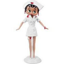 "Betty Boop 10"" Nurse Outfit Fashion Doll By Precious Kids"