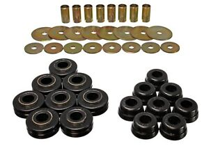 Energy Suspension 6.4101G Body Mount Set Fits 72-80 Scout II