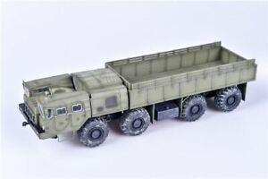 Modelcollect 1/72 - Soviet Army - MAZ 7911 Heavy Truck - Green - AS72125