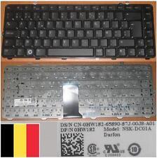 AZERTY KEYBOARD BELGIAN DELL 15 1535 1536 1537 0HW182 NSK-DC01A Black