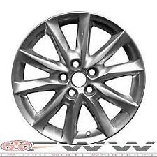 "2017 2018 Mazda Mazda 3 18"" New Replacement Wheel Rim 97879 191275700334"