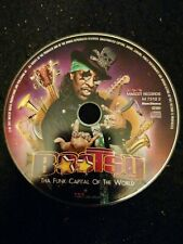 Bootsy Collins - The Funk Capital Of The World Album - CD - No Case