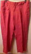 Cynthia Rowley 2 Linen Pants