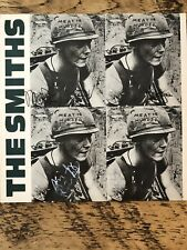The Smiths Meat Is Murder Fully Signed Comp Prize