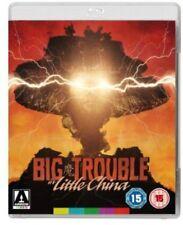 Big Trouble In Little China [Blu-ray] [DVD][Region 2]