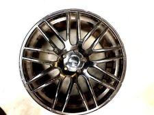 Alufelge ASA GT 1 9.5 x 19 ET 20 5x120 BMW 5er E39 Felge schwarz 9,5x19 5/120