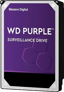 Western Digital 2TB 3TB 4TB 6TB 8TB 10TB WD Purple HDD Surveillance Hard Drive