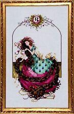 Mirabilia Nora Corbett Cross Stitch Chart Pattern ~ RAPUNZEL #145 Sale