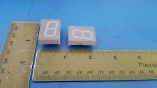 "7-Segment, 0.75"" Numeric LED Displays, 1"", Para Light, C-801G, Green, 10 Pcs"