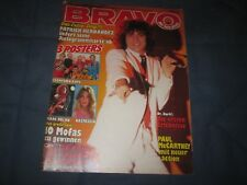 Bravo 13.9.8.1979 38/79 mit Nastassja Kinski Poster Heft komplett
