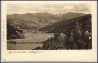 GUNTERSTHAL bei Freiburg Breisgau um 1900 Fernansicht uralte alte Ansichtskarte