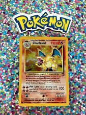 ⭐️ Charizard Holo Base set 2 Edition WotC 1st Gen Pokemon Card Non Shadowless 🎏