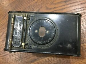 Antique KODAK Vest Pocket 'The Soldier's Camera' WW1 With Cover - USA - c1920's