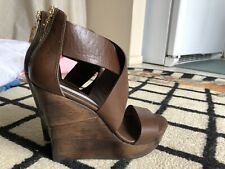1ef5144d1d810 Diane von Furstenberg Zip Wedge Shoes for Women for sale | eBay