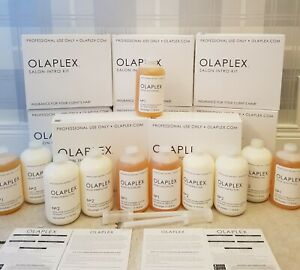 Olaplex No.1 30ml + No.2 60ml Treatment for Damaged Hair FREE 1ST CLASS P&P