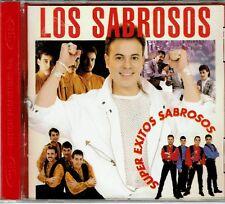 Los Sabrosos del Merengue  Super Exitos Sabrosos  BRAND  NEW SEALED  CD