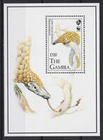 GAMBIA 1993, Mi #187, WWF, animals, MNH