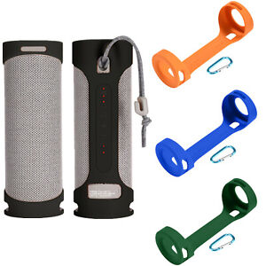 Silicone Case Cover Sleeve Strap For Sony SRS-XB23 Wireless Bluetooth Speaker