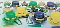 FESTIVE PARTY/EVENT KIT BEADS/HATS/TIARAS/MARDI GRAS (ASSORTMENT FOR 25 PEOPLE)