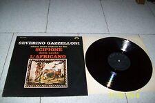 LP SEVERINO GAZZELLONI  SCIPIONE DETTO ANCHE L'AFRICANO/CINEVOX MDF 33 44/1971