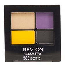 REVLON COLORSTAY 16 HOUR GENUINE PALETTE QUAD EYE SHADOW # 583 EXOTIC